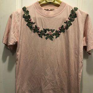Carol Little Pink Floral Tee